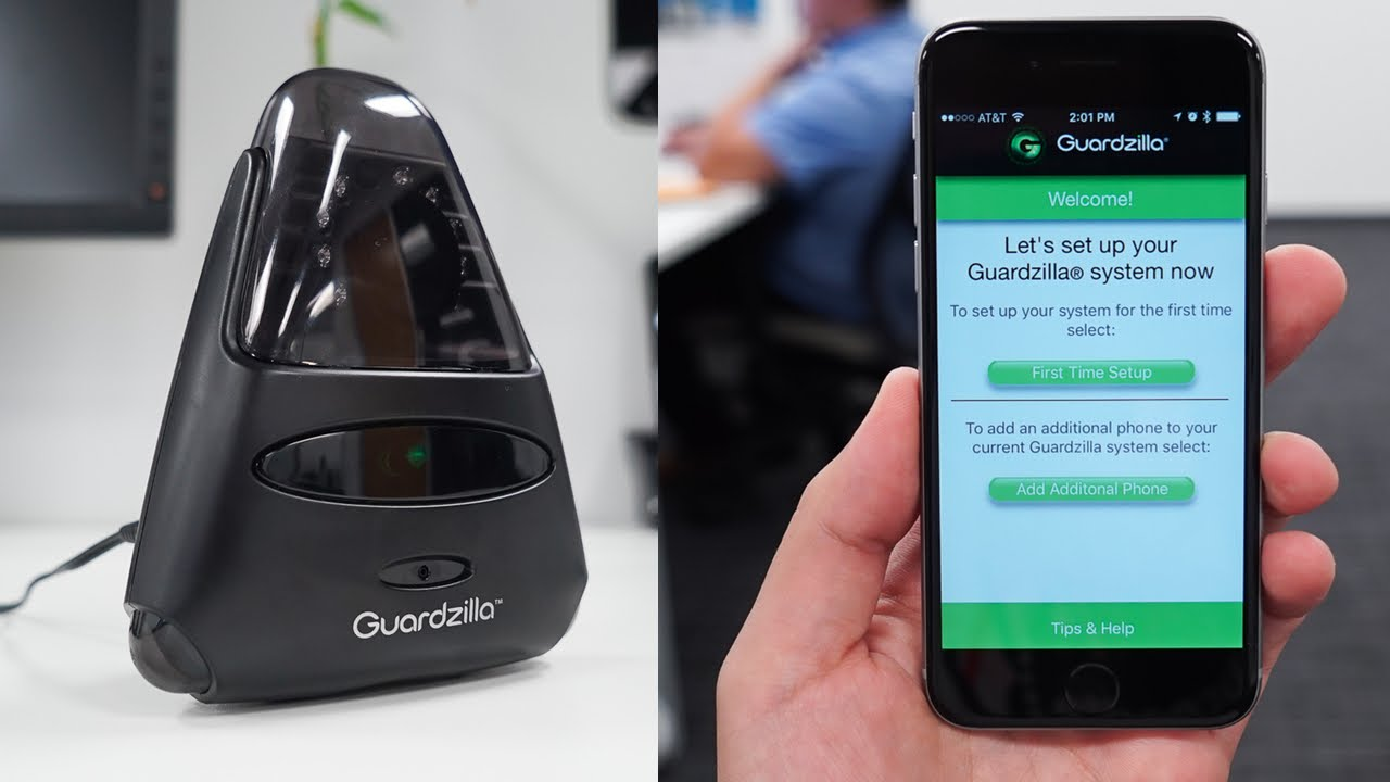 small resolution of guardzilla review false security