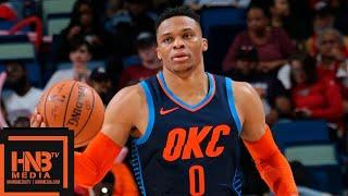 OKC Thunder vs New Orleans Pelicans Full Game Highlights | 02/14/2019 NBA Season