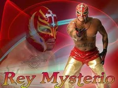 WWE RAW Video of Superstar Rey Mysterio in San Diego, CA (619)