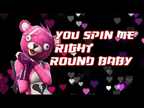 You Spin Me Right Round (HBz Bounce Remix)   Fortnite Edition! (Short music Video)