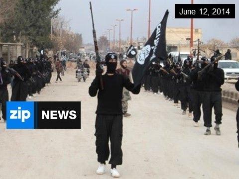 Sunni Militants Advance On Baghdad - June 12, 2014