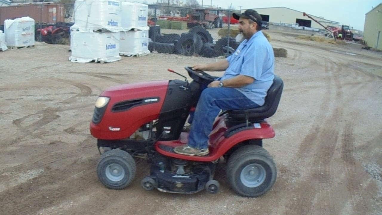 Craftsman Ys 4500 20 Hp | Tyres2c