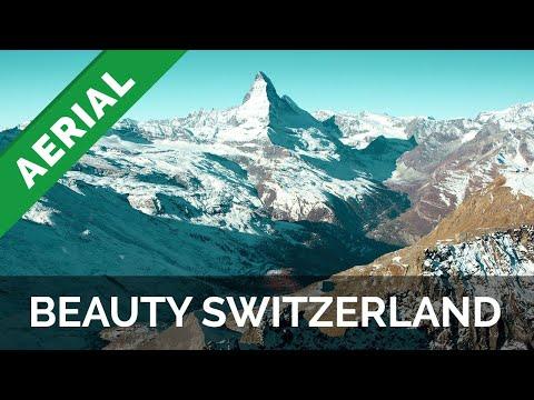 AERIAL FOOTAGE SWITZERLAND HD 2K 4K 5K 6K