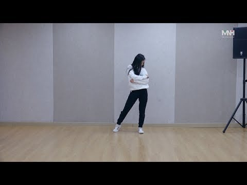 Produce 48 MNH 이하은 기획사별 퍼포먼스 연습 영상