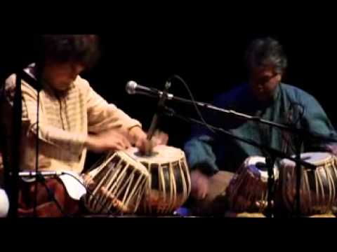 Ustad Zakir Husaain and Ustad Fazal Qureshi : Masters of Percussion : Tabla Jugalbandi