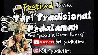 Tari Tradisional Kalimantan Tengah.mp4