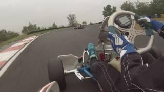 Karting X30 Senior à Belmont-sur-rance