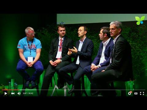 ECO15 London: Late Stage Startup Panel Grundgrün Ludgate Alexa Capital Munich Venture Partners