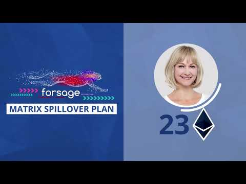 Forsage Overview Earn Ethereum Daily