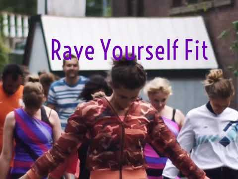 Hidden Gym - The Hague - Rave Yourself Fit