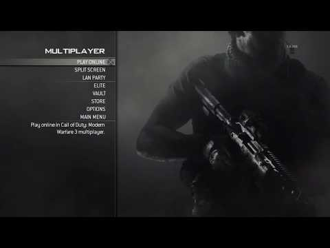 MW3 - How To Fix PS3 Voice Chat Volume Problem