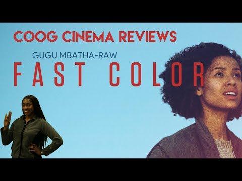 Does Fast Color Break The Super Hero Movie Stereotype? - Coog Cinema Rapid Reviews