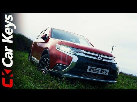 Mitsubishi Outlander 2015 review - Car Keys
