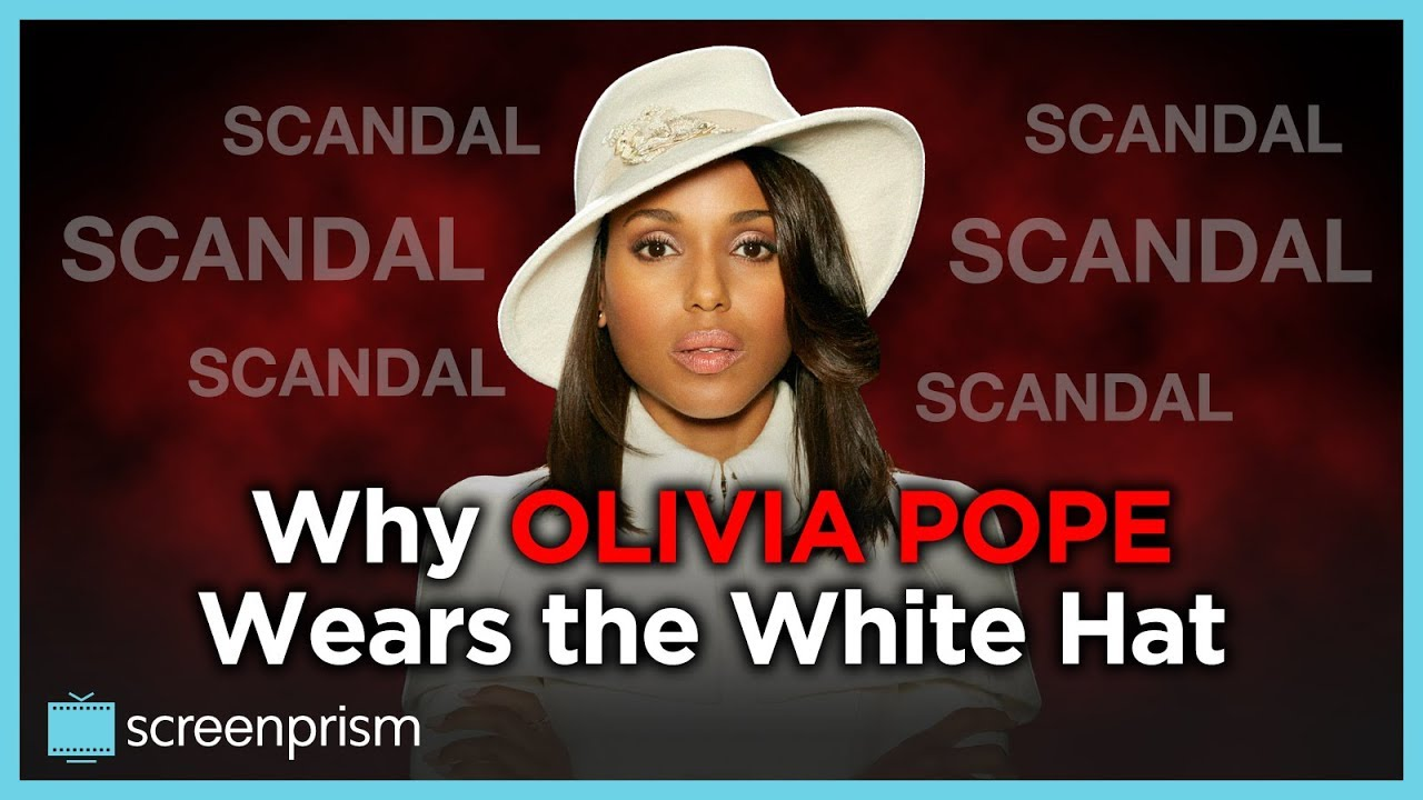 Scandal  Why Olivia Pope Wears the White Hat - YouTube 65395486c6a