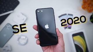 Gambar cover Unboxing iPhone SE 2020 Indonesia!