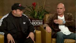 "Kevin James & Bas Rutten Talk ""Here Comes the Boom"" and UFC"
