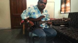Hawa Hawa E Hawa Khushbu Luta De  Guitar Cover /Instrumental /Full Guitar Tabs