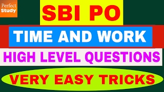 time and work high level shortcuts tricks sbi po ibps ssc cat techniques tips in hindi