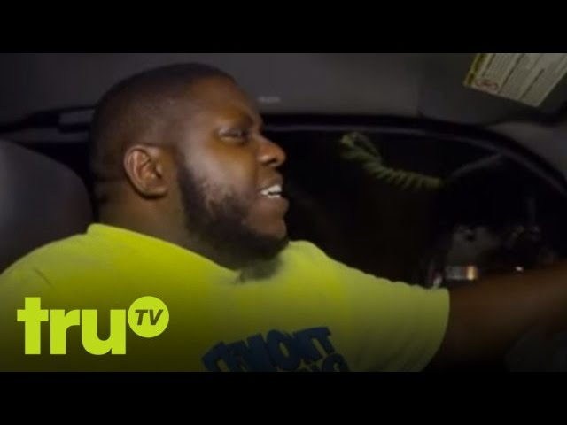 South Beach Tow Hot Girl Throws A Fit At J Money Youtube
