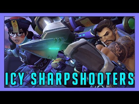 Icy Sharpshooters