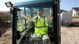 Volvo D-series compact excavators: operate with ease