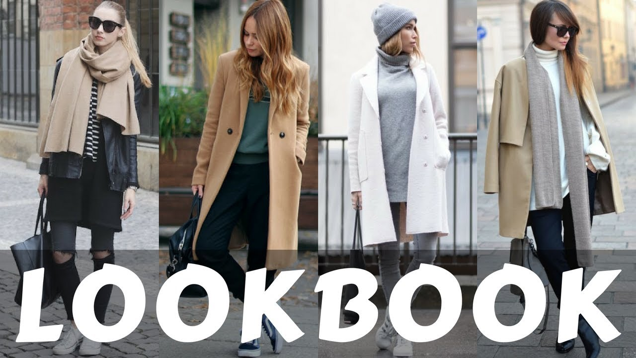 Fall 2017 & Winter 2018 Outfits for December | WINTER LOOKBOOK 8
