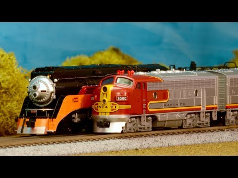 Model Trains – N Scale
