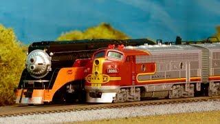 Model Trains - N Scale