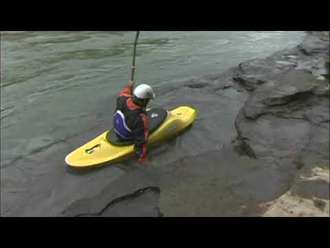 EJ's River Running Basics- Getting In and Out of Your Kayak.