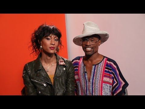 Mj Rodriguez and Billy Porter on Staying True to Yourself