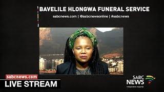 Bavelile Hlongwa Funeral Service, Durban: 21 September 2019