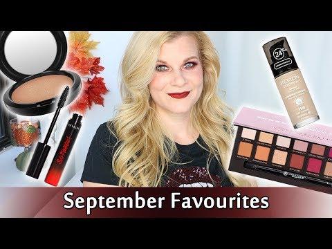 September 2019 Beauty Favourites   Makeup Your Mind thumbnail
