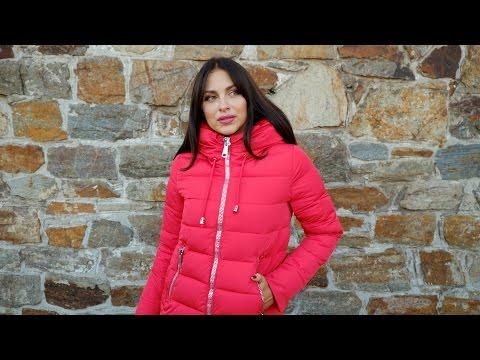 Зимние Женские Пуховики - фото - 2017 / Winter Womens Jackets
