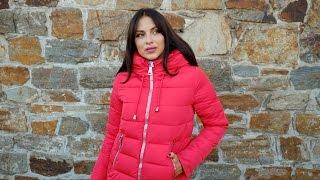 Женские пуховики,парки и пальто