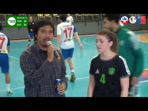 Nacional 2017 Damas - Semifinal 1 - Ovalle vs Kutral