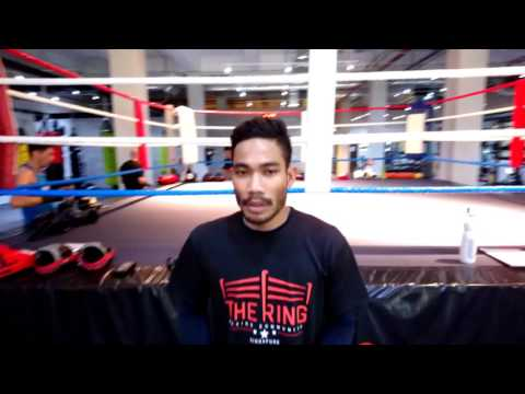 The Ring Boxing Community Singapore