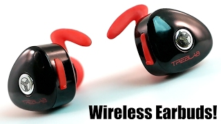 Treblab X11 Fully Wireless Earbuds Unboxing | The BEST Earbuds Under $100?