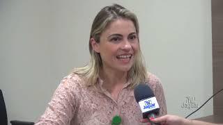 Marieta Correia está à frente da nova gestão do Hospital Geral Vale do Jaguaribe