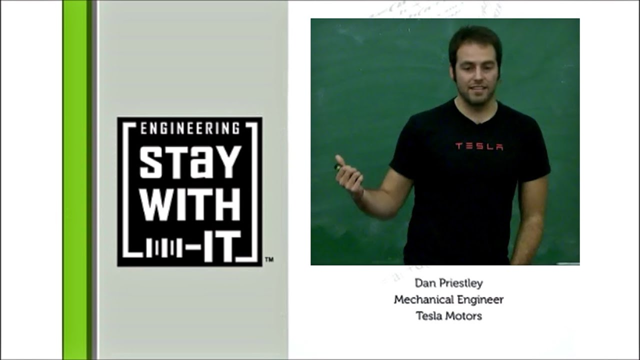 Dan, Mechanical Engineer at Tesla Motors: Advice to Engineering Students