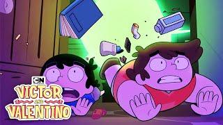 Victor and Valentino | Chata's Magic House | Cartoon Network