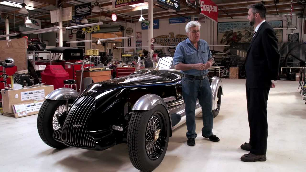 Magnolia special jay leno 39 s garage youtube for Garage orleans auto