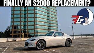 Mazda Miata MX5 Retractable Fastback (RF)   Good Enough to REPLACE the S2000?