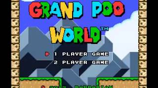 Grand Poo World 100% TAS in 38:10.49
