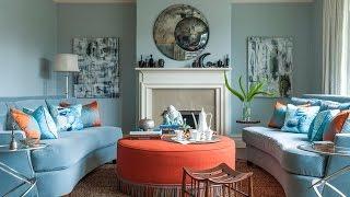 видео Спокойные цвета в интерьере – 14 фото дизайна дома в спокойных тонах