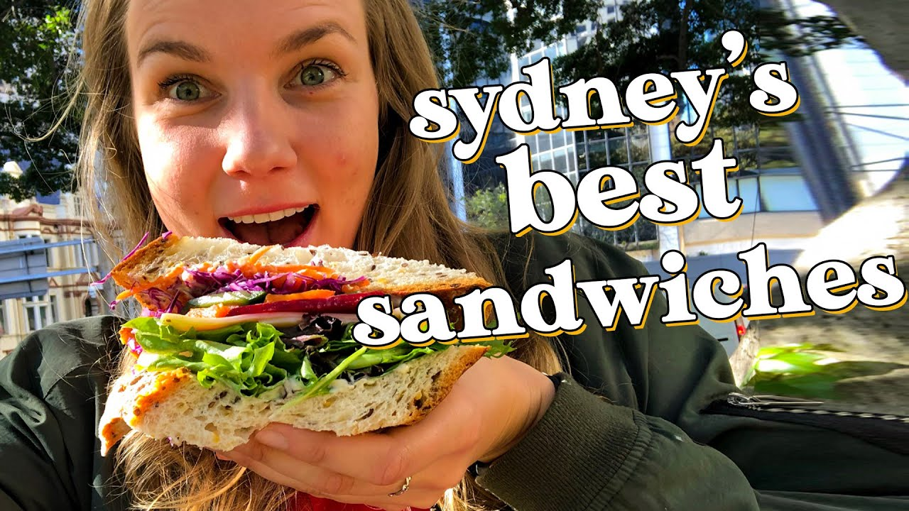 The Five Best Sandwiches In Sydney Youtube