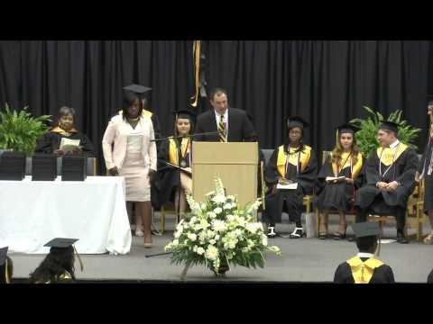 2015 Farmville Central High School Graduation Ceremony
