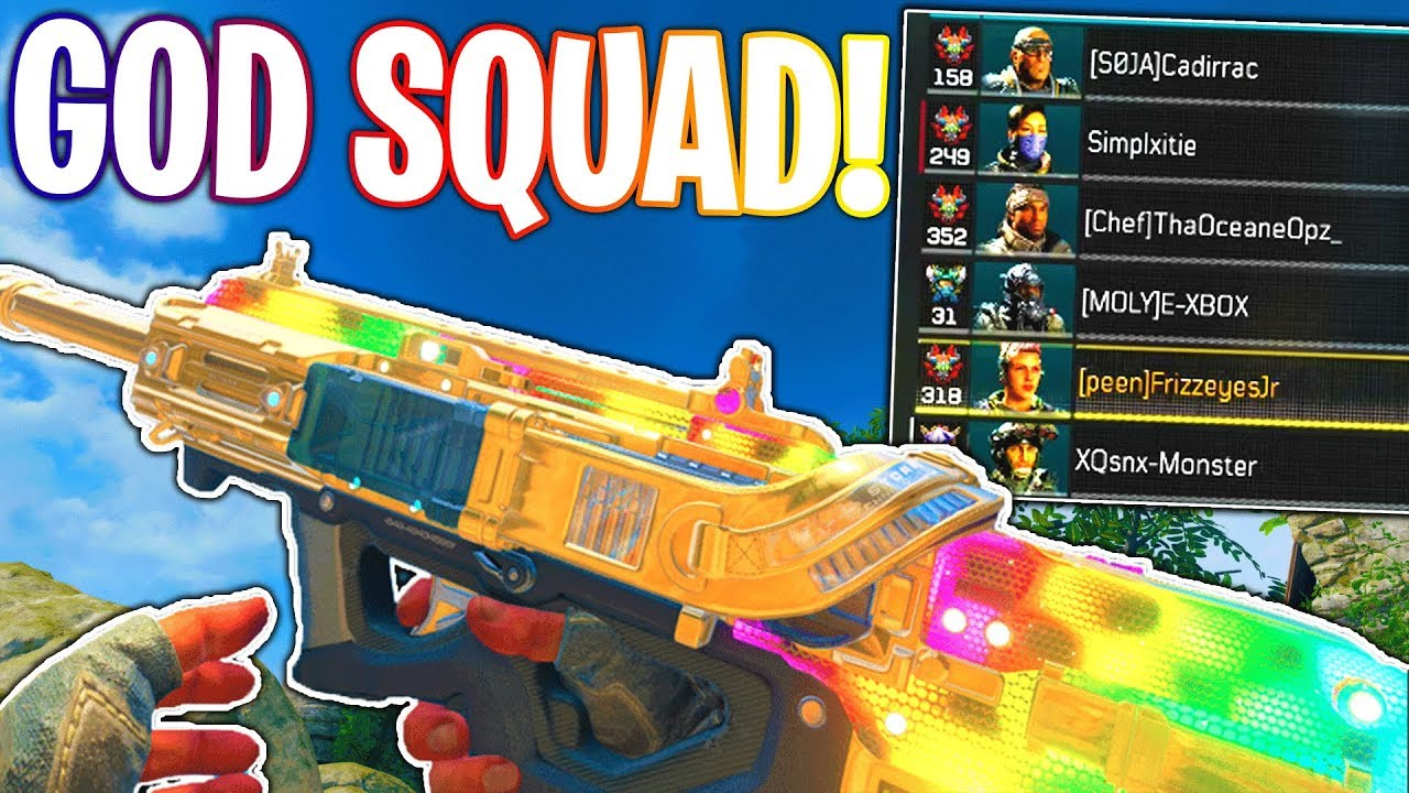 this FULL PARTY CANNOT BE STOPPED   (200+ KILLS GAMEPLAY!) - COD BO4