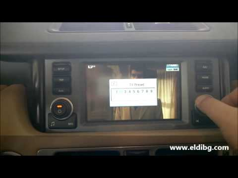 Range Rover Vouge Sport Discovery Version 1 Dvb T Tuner Video Interface Eldibg