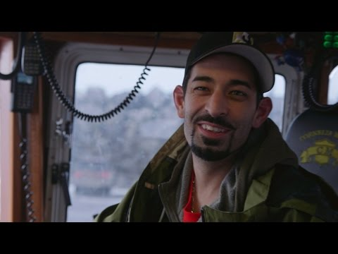 Return To The Bering Sea: Competition   Deadliest Catch