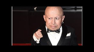 Mini-Me Verne Troyer has a great love for the Steelers